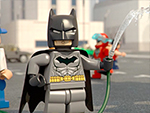 Batman Racing lego