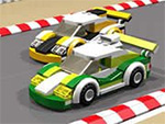 Pneus Lego Car escondidos