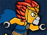 Lego Chima Laval Unleashed