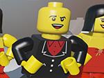 Lego Gangnam Style