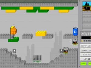 Лего Junkbot