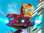 Lego Marvel Super Heroes Iron Man