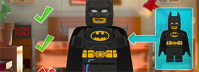 The Movie Lego Começar vestido Game