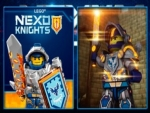 Lego Nexo Knights mémoire