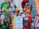 Lego Nexo Chevaliers Puzzle