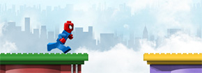Lego Ultimate SpiderMan Game