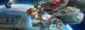 Lego Star Wars Microfighter Game