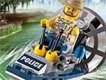 Lego City Police Swamp
