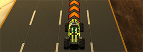 LEGO Technic Race Game