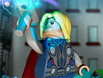 Lego Vendicatori Thor