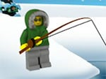 Lego Tree Fishing