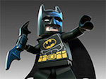 Lego Batman First Try