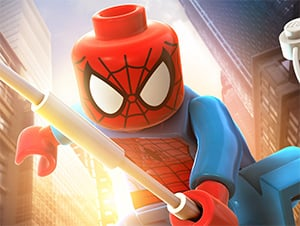 Lego de Ultimate SpiderMan