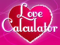 Calculatrice d'amour