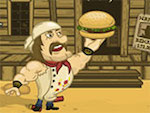Burger Mad 3 Wild West