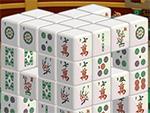 Mahjong 3D Dimensiones