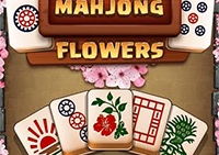 Λουλούδια Mahjong