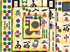 Mahjong rey