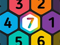 Make7 Hexa Puzzle
