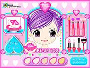Boîte de maquillage