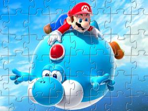 Puzzle de Mario y Yoshi