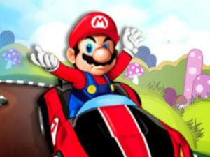 Mario Crazy Cars