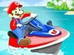 Mario Jetski que compete