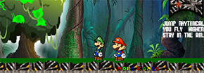 Mario Jungle Escape de 3 Game