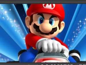 Марио картинг пъзел