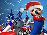 Mario Christmas Kart