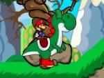 Mario passeio Yoshi