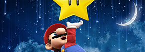 Mario Star Game