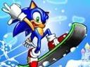 Esquí de Sonic Mario Vs
