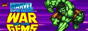 Marvel Super Heroes guerra delle gemme Game