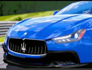 Gạch ghép Maserati Ghibli