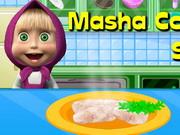 Masha-ruoanlaitto