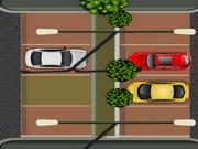 Parcheggio auto principale