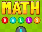 Bolas de matemáticas