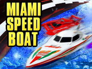 Miami Speed ​​Boat