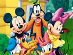 Mickey Mouse Clubhouse enigma