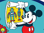 Mickeys robot laboratorium