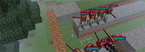 Minecraft Tower Defense 2 Game