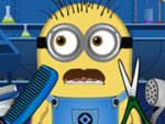 Minion A Barba Salon