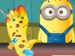 Minion Foot Orvos