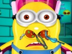 Minion Patient Nose Docteur