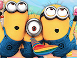 Minions doces Shooter