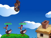 Bombardier de singe