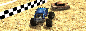 Monster Truck Off-Road Game