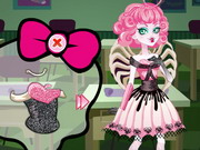 Monster High Series C um Cupido Dress Up