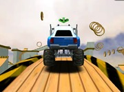 Controfigure di Monster Truck Arena